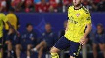 Campanas de adiós para Shkodran Mustafi en el Arsenal