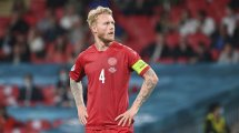 AC Milan   La renovación de Simon Kjaer se cuece a fuego lento