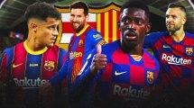 Diario de Fichajes   El principal quebradero de cabeza para el FC Barcelona