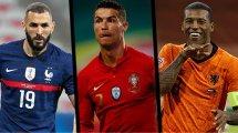 Eurocopa | El once ideal de la tercera jornada