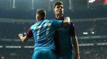 Alexander Sorloth gana enteros en la agenda del RB Leipzig