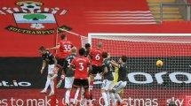 El Southampton se despide de Alex Jankewitz