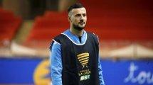 Danijel Subasic se despide del AS Mónaco