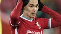 El Liverpool cede a Takumi Minamino
