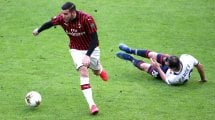 """Theo Hernández """"acerca"""" a su hermano al AC Milan"""