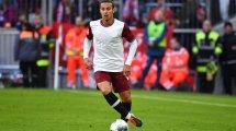 El Liverpool quiere aprovechar la ocasión con Thiago Alcántara