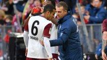 Bayern | Flick alude al futuro de Thiago, Odriozola… ¡y Achraf!