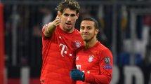 La transparencia del Bayern Múnich con Javi Martínez y Thiago