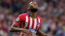 Atlético de Madrid | Thomas Lemar ya busca una salida en la Premier