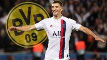Thomas Meunier podría regresar temporalmente al PSG