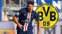 El Borussia Dortmund ficha a Thomas Meunier