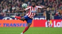 Atlético de Madrid | La elección de Thomas Partey