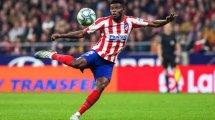 El Atlético recibe una oferta de 50 M€ por Thomas Partey