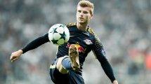 El RB Leipzig ya piensa en un futuro sin Timo Werner