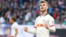 El posible relevo de Timo Werner en el RB Leipzig