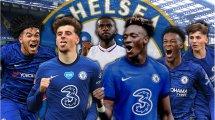 Peligra el futuro de la juventud dorada del Chelsea
