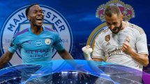 Ya hay onces de Manchester City - Real Madrid