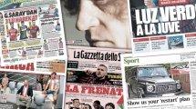 El Real Madrid presume de cantera, el FC Barcelona se plantea ceder a Umtiti, se aclara el futuro de Higuaín
