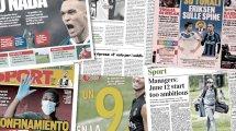 El Inter mete prisa al FC Barcelona por Lautaro, Sandro Tonali puede complicar el futuro de Eriksen, José Callejón prepara su vuelta a España