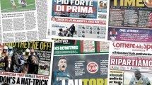El FC Barcelona descartó el fichaje de Alphonso Davies, Guardiola fija un objetivo en el Valencia, los internacionales italianos agitan el mercado