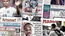 El desorbitado precio de Mbappé, los 8 jugadores que enredan a Juventus y AS Roma, el Betis tiende la mano a Dani Ceballos