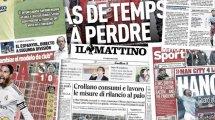 La reunión que marcará el futuro de Griezmann, la Juventus apuesta por la juventud, el Sevilla ofrece 17 M€ por un central