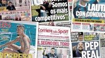 """El Atlético de Madrid busca portero suplente, el """"precio"""" de Edinson Cavani, nuevo pujador por Leandro Cabrera"""