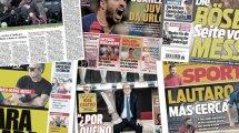 """El Real Madrid agiliza la """"operación salida"""", día clave para el futuro de Leo Messi, el primer fichaje que quiere cerrar el Valencia"""