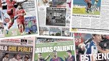 Un Real Madrid sin gol, el FC Barcelona dispara la operación salida
