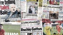 El Tottenham se harta de Gareth Bale, la operación blindaje del Inter de Milán