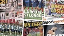 España emprende el viaje hacia Catar, el FC Barcelona pierde a 2 jugadores, el Huesca trata de evitar un fichaje del Sevilla