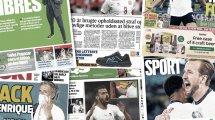 La redención de Unai Simón en la tanda de penaltis, la gran oportunidad de España en Wembley