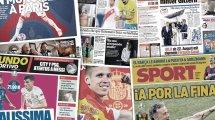 España sueña con la final de la Eurocopa, City y PSG acechan a Leo Messi, los 2 intocables del Real Betis