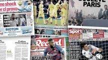 La felicidad de Leo Messi, Portugal llama a la puerta de Samuel Umtiti
