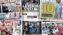 Benzema y Mbappé se citan para el año que viene, la petición de Ansu Fati, Pablo Sarabia levanta pasiones en Portugal