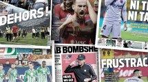 El doble reto de Karim Benzema, Koundé se aleja del Chelsea, el Nápoles avanza con paso firme