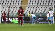Andrea Belotti se pasea por la agenda del Sevilla
