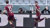 Serie A   El Torino aprovecha la fragilidad defensiva de la Roma
