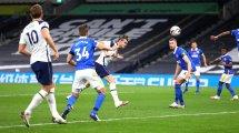 Premier | Gareth Bale rescata al Tottenham Hotspur ante el Brighton