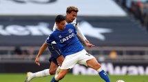 Everton | El último tren de James Rodríguez