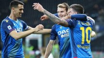 Udinese potencia su portería