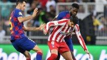El FC Barcelona sitúa a Samuel Umtiti en el escaparate