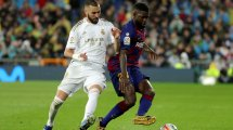 La Premier League, al acecho de Samuel Umtiti