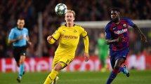 La preocupante estadística de Samuel Umtiti en el FC Barcelona