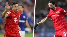 Confirmados los onces de Union Berlin y Bayern Múnich