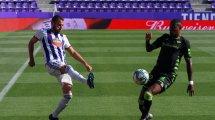 Liga | El Real Valladolid noquea al Real Betis