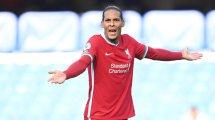 Liverpool | Dos nuevas opciones para suplir a Virgil van Dijk