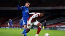 Leicester | Jamie Vardy es irremplazable para su técnico