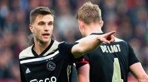 El Ajax de Ámsterdam anuncia una salida