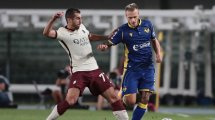 Serie A   Combate nulo entre Hellas Verona y AS Roma
